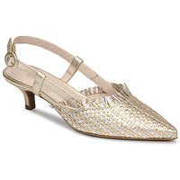 Shoes Women Heels Fericelli JOLOIE Gold