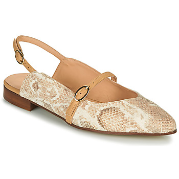 Shoes Women Flat shoes Fericelli SUSANNA White