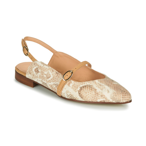 Shoes Women Flat shoes Fericelli SUSANNA White