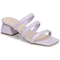 Shoes Women Mules Fericelli TIBET Purple