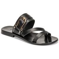 Shoes Women Sandals Fericelli STAMP Black