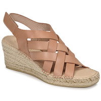Shoes Women Sandals Fericelli ODALUMY Nude