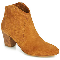 Shoes Women Ankle boots Fericelli CROSTA Taupe