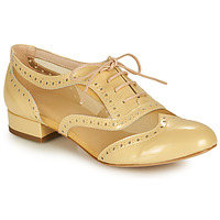 Shoes Women Brogues Fericelli ABIAJE Yellow