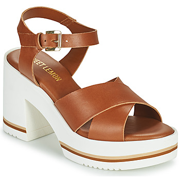 Shoes Women Sandals Sweet Lemon LUPOLE Brown