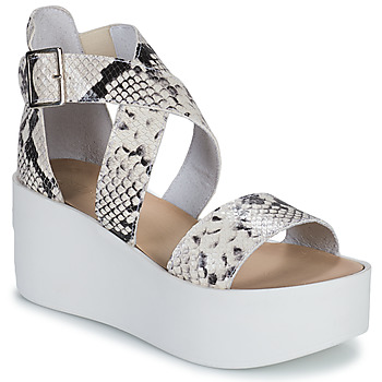 Shoes Women Sandals Sweet Lemon PADORI Silver