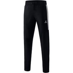 Clothing Men Tracksuit bottoms Erima Pantalon  Worker Squad noir/blanc