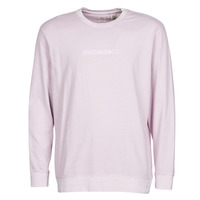 Clothing Men Long sleeved tee-shirts Levi's LINEAR GARMENT DYE LAVENDER FROST Purple