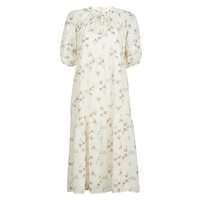 Clothing Women Long Dresses Levi's VERDITE TOFU White
