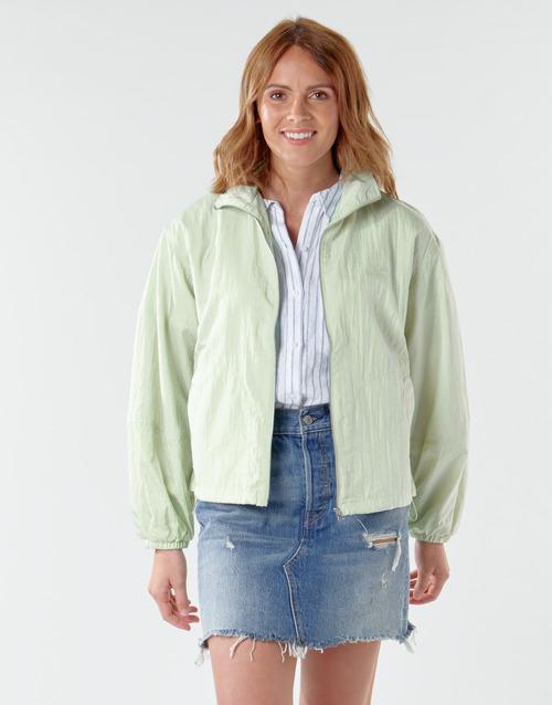 Clothing Women Jackets Levi's BOK CHOY Green