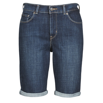 Clothing Women Shorts / Bermudas Levi's BLUE STORY T2 Blue