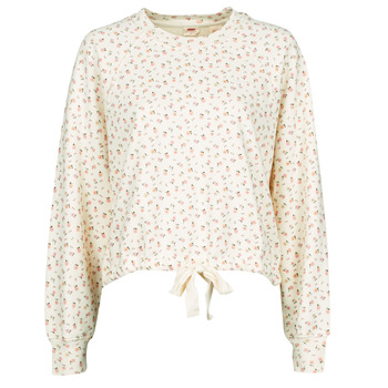 Clothing Women Sweaters Levi's CYPRINE TOFU Beige