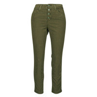 Clothing Women 5-pocket trousers Levi's SOFT CANVAS OLIVE NIGHT OD Kaki