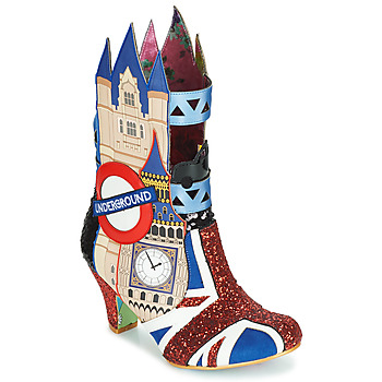 Shoes Women Ankle boots Irregular Choice BIG DAY OUT Multi
