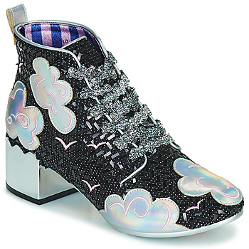 Shoes Women Ankle boots Irregular Choice HEAD IN THE CLOUDS  black