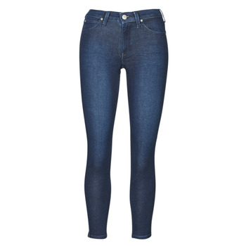 Clothing Women Skinny jeans Lee SCARLETT WHEATON Blue