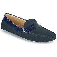 Shoes Women Loafers JB Martin 1TABATA Marine