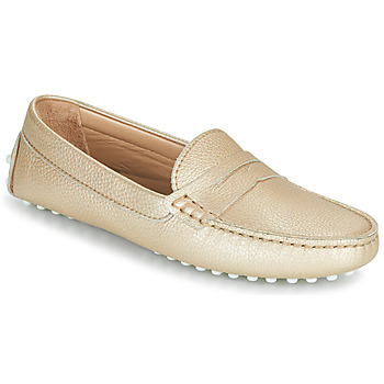 Shoes Women Loafers JB Martin 1TABATA Gold