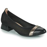 Shoes Women Heels Hispanitas ADEL Black / Silver