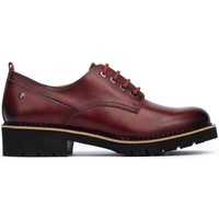 Shoes Women Derby Shoes & Brogues Pikolinos VICAR W0V-4991 SHOES CLAY