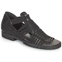 Shoes Women Sandals Kenzo GREEK FLAT SANDALS Black