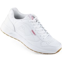 Shoes Men Low top trainers Kappa Base II White