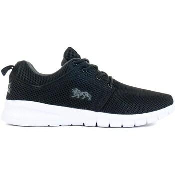 Shoes Men Low top trainers Lonsdale Sivas 2 Black,Grey