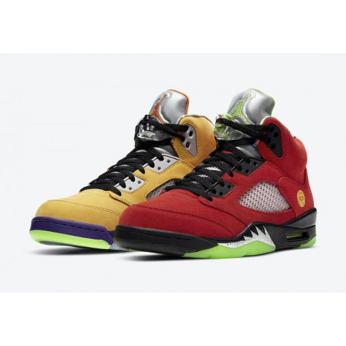Shoes Low top trainers Nike Air Jordan 5
