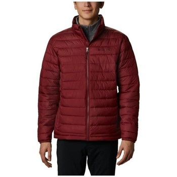 Clothing Men Jackets Columbia Powder Lite Jacket Cherry