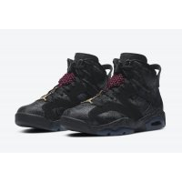 Shoes Hi top trainers Nike Jordan 6 WMNS Singles Day Black/Black-Black