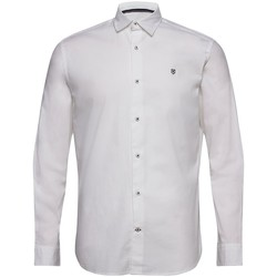 Clothing Men Long-sleeved shirts Jack & Jones BLAWORLD 12181604 White