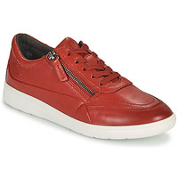 Shoes Women Low top trainers Jana PHOEBIA Red