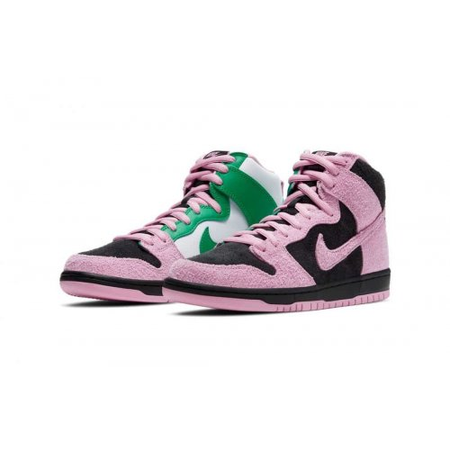 Shoes Low top trainers Nike SB Dunk High