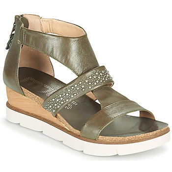 Shoes Women Sandals Mjus TAPASITA Kaki