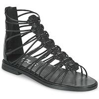 Shoes Women Sandals Mjus GRAM Black