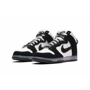 Shoes Hi top trainers Nike Dunk High Slam Jam Black White/Clear-Black