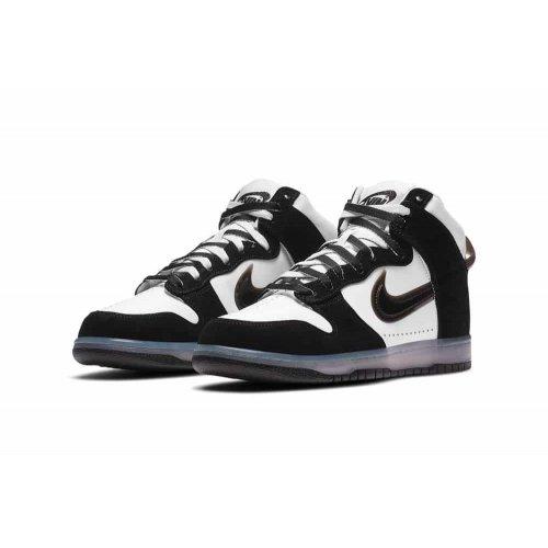 Shoes Hi top trainers Nike Dunk High Slam Jam Black White/Clear-Black