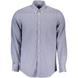 Clothing Men Long-sleeved shirts Harmont & Blaine