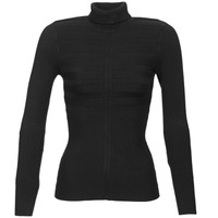 Clothing Women Jumpers Morgan MENTOS Black