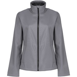 Clothing Women Macs Professional ABLAZE Printable Softshell Jacket Classic Red Black Grey Grey