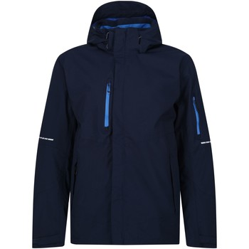 Clothing Men Macs Professional EXOSPHERE II Waterproof Shell Jacket Blue