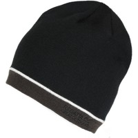 Clothes accessories Men Hats / Beanies / Bobble hats Regatta Brock Fleece Lined Beanie Black Ash Black Black