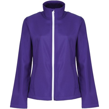 Clothing Women Coats Professional ABLAZE Printable Softshell Jacket Classic Red Black Purple Purple