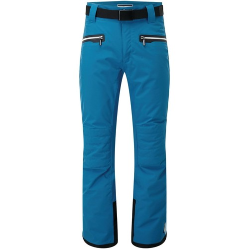 Clothing Men Trousers Dare 2b Men's Stand Out Black Label Waterproof Insulated Ski Pants Blue
