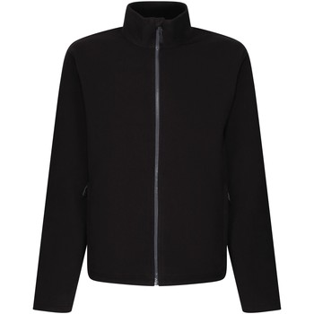 Clothing Men Fleeces Professional HONESTLY MADE Full-Zip Fleece Black