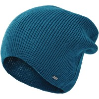 Clothes accessories Men Hats / Beanies / Bobble hats Dare 2b Thesis II Ribbed Beanie Black Cloudy Grey Blue Blue