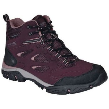 Shoes Women Snow boots Regatta Holcombe IEP Mid Waterproof Walking Boots Red Red