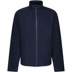 Clothing Men Fleeces Professional HONESTLY MADE Full-Zip Fleece Blue