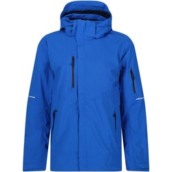 Clothing Men Parkas Professional EXOSPHERE II Waterproof Shell Jacket Black Magma Blue Blue