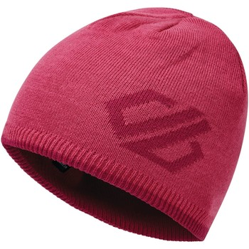 Clothes accessories Children Hats / Beanies / Bobble hats Dare 2b Kids' Frequent Beanie Hat Pink
